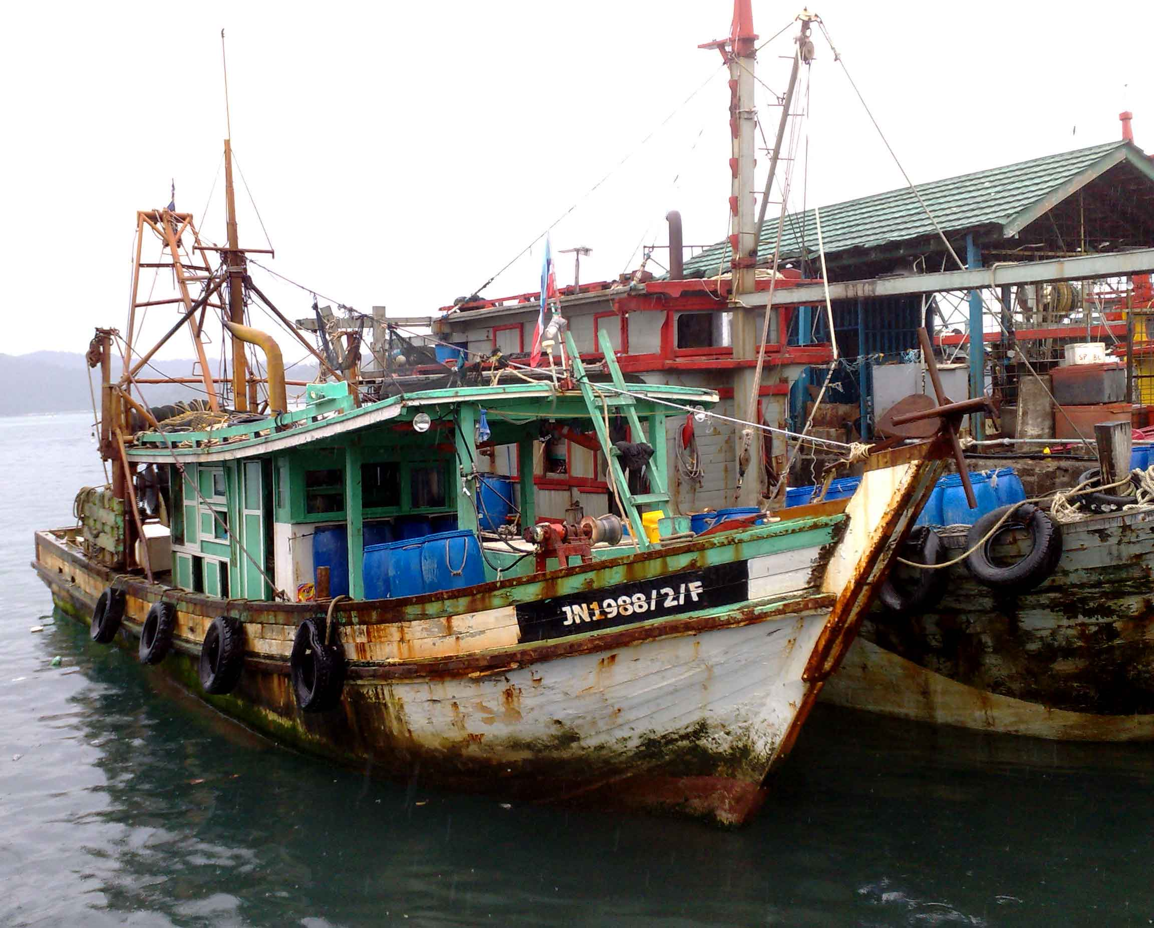 Fishingboat-in-KK
